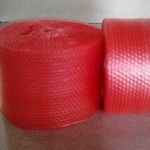 红色防静电气泡膜